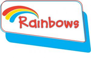 Rainbows badge